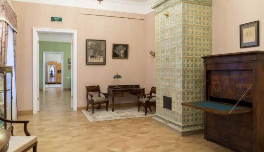 «Сумерки и рассветы дома Боратынских». Обзорная экскурсия