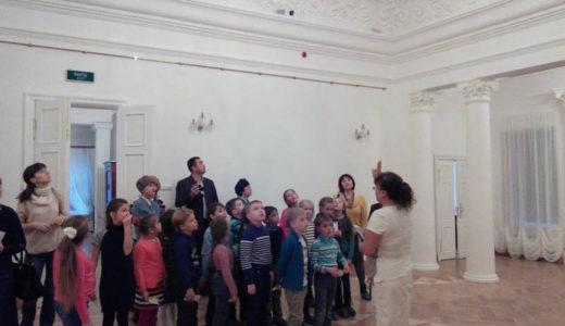 Обзорная экскурсия «Здравствуй музей»