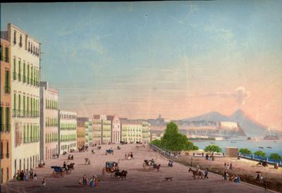 Вид Неаполя