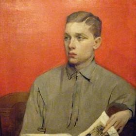 А. А. Боратынский, правнук поэта