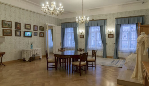 Провинциальная муза. Ольга Ильина-Боратынская