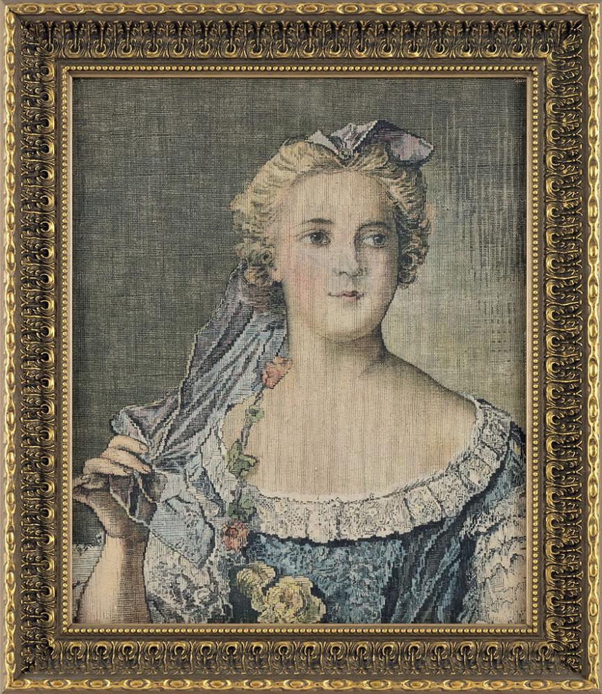 Принцесса София Французская, дочь Людовика XV