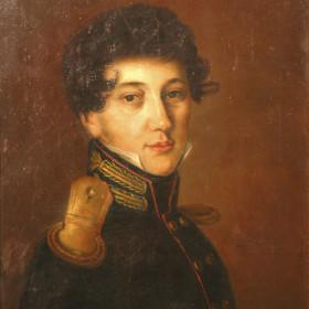 Портрет Павла Львовича Толстого