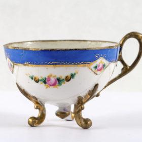 Чашка чайная. 1830-е-нач.1840-х. Фарфор