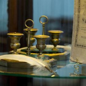 Чернильный прибор. 1830-е