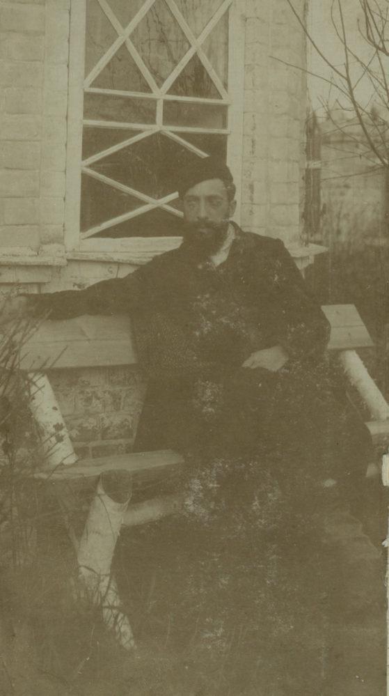 А.Н. Боратынский, внук Евгения Боратынского