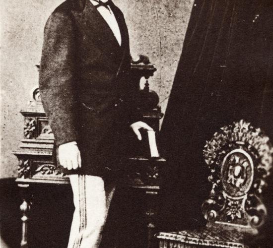 Александр Александровна Казем-Бек. К.1870-нач.1880-х