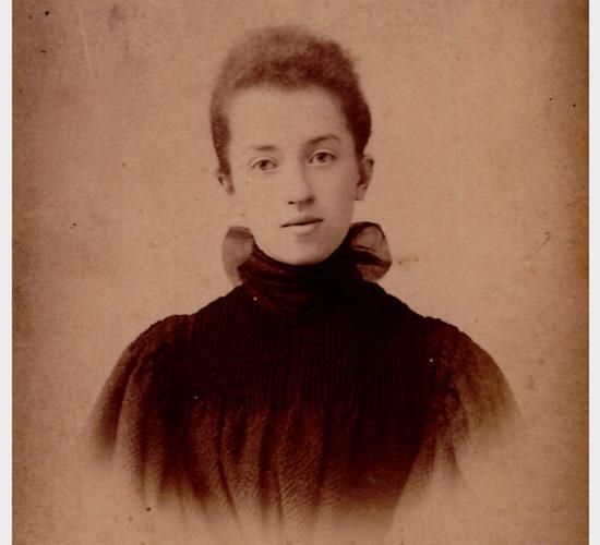 Прасковья Александровна Казем-Бек. 1890-е.