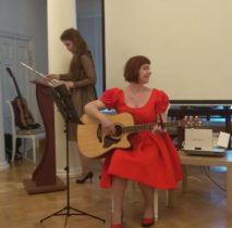 Вечер на двоих. Наиля Ахунова и Елена Михалева