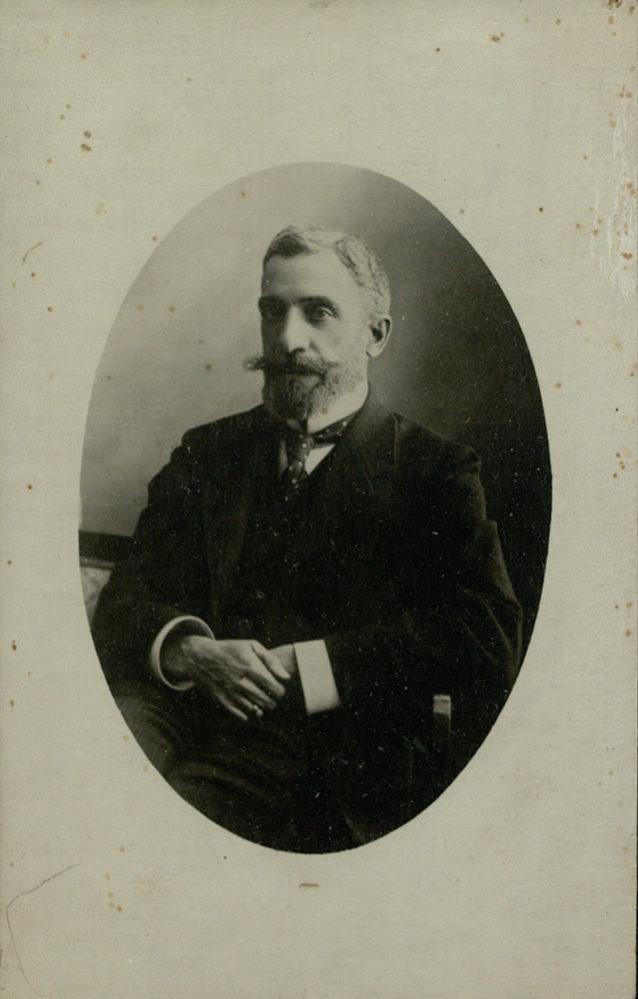 Портрет А.Н. Боратынского. Казань. 1915-1917 (?) гг.