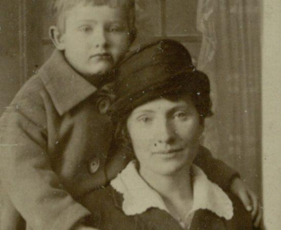 10 Ольга с сыном