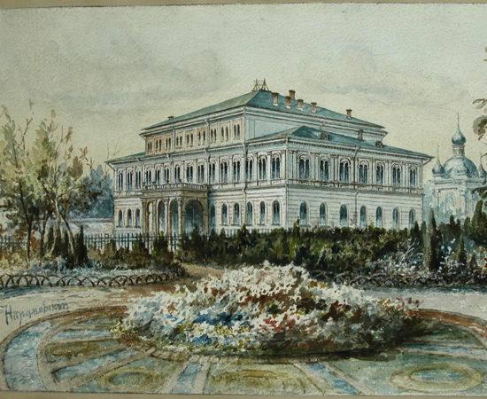 7 Нарамовский Двор.собрание