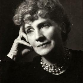 О.А. Ильина-Боратынская, правнучка Евгения Боратынского