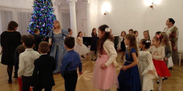 Рождество в Доме Боратынских