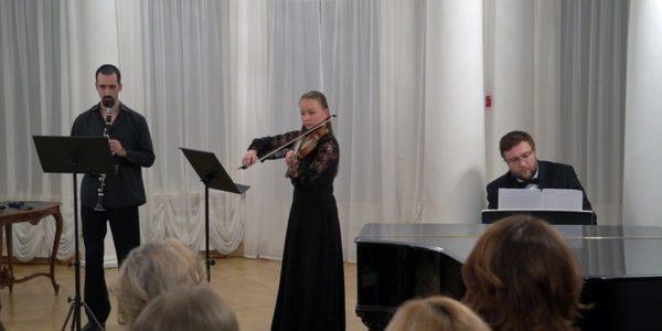 Татьянин день. Концерт камерной классической музыки