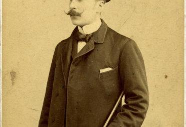 Лев Владимирович Иславин. Санкт-Петербург. 1894 г. Фотография.