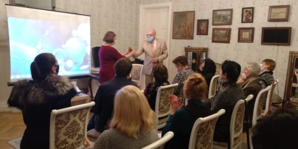 Октябрьское заседание Клуба любителей казанской старины