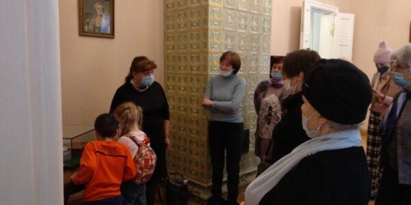 Весенняя неделя добра в музее Е.А. Боратынского