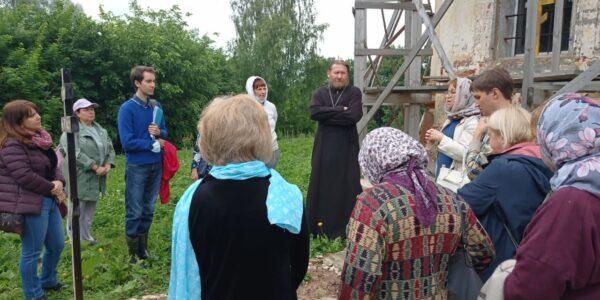 Поездка по памятным местам семьи Боратынских